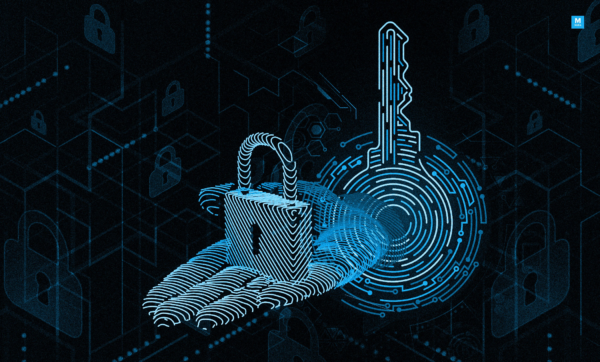 SYBOR Security and Encryption Graphic